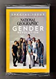 img - for (Newsstand Cover Version)National Geographic - January, 2017. In NGS Shipping Bag. Gender Revolution Issue. Rethinking Gender; I Am 9 Years Old; Making a Man; American Girl; Dangerous Lives of Girls book / textbook / text book