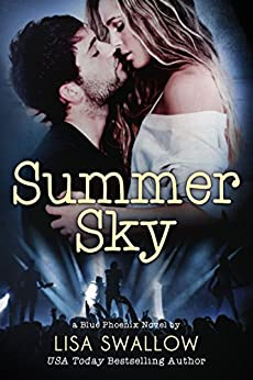 Summer Sky: A British Rock Star Romance (Blue Phoenix Book 1) by [Swallow, Lisa]