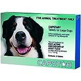 Capstar Dog Flea Treatment 6 Tablets, 6 Count