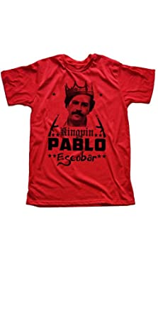 Rancid Nation Pablo Escobar T-Shirt Medellin Cartel Kingpin ...