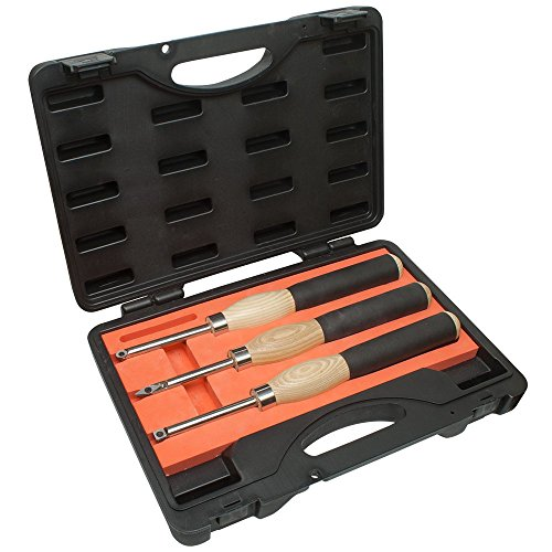 Savannah Wood (Savannah 3 piece Mini Turning Tool Set)