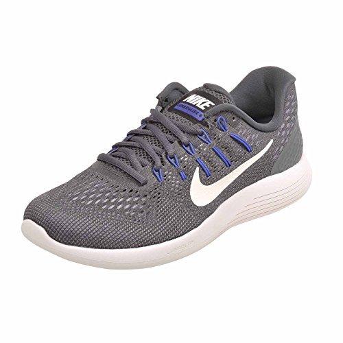 separation shoes 52017 cbd97 Galleon - NIKE Men s Lunarglide 8 Running Shoes, Dark Grey Size 14 M US