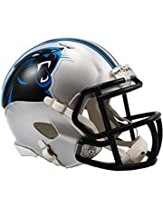 Riddell Carolina Panthers Revolution Speed Mini Football Helmet - NFL Mini Helmets