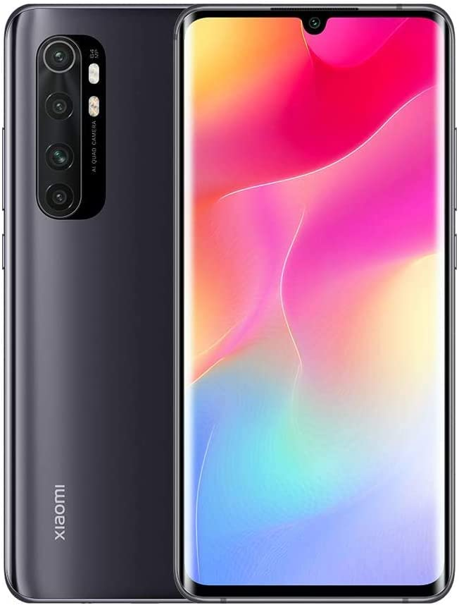 "Xiaomi Mi Note 10 Lite 6.47"" 64MP DualSim International Global Version (Midnight Black, 6GB/128gb)"