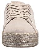 TRETORN Women's EVE2 Sneaker, Birch/Silver, 4.5