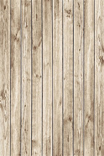 OFILA Wood Backdrop 3x5ft Plank Floordrop Background Food Cookies Products Cake Smash Video Newborn Baby Photography Theme Birthday Party Event Model Blogger Kids Toddler Boys Girls Shoots Studio Prop
