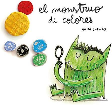 El Monstruo de Colores (cartón duro) 2a ed ((Edición revisada ...