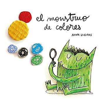 El monstruo de colores ((Edición revisada)): Anna Llenas: Amazon.es ...