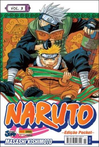 Naruto Pocket - Volume 3