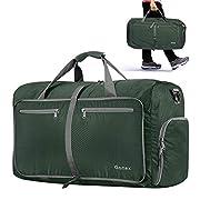 Gonex Leichter Faltbare Reise-Gepäck 40/60/80/100/150L Große Reisetaschen Sporttasche für Reisen Gym Urlaub Übernachtung