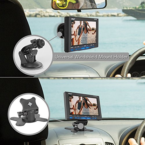 """Pyle Camera Rearview Reverse Parking HD 7"""" Monitor 