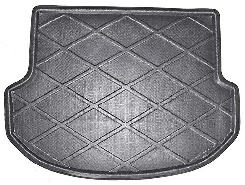 Car Boot Pad Liner Cargo Mat Tray Trunk Floor Cargo Liner for Hyundai Accent Hatchback 2012 2013 2014 2015 2016 2017 2018 2019 - Hatchback Hyundai Accent