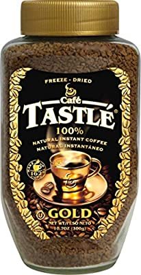 Cafe Tastle Gold Freeze Dried Instant Coffee