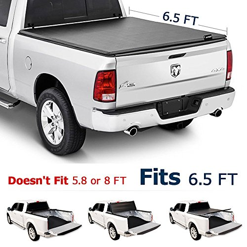 dodge ram 1500 quad cab bed cover - 1