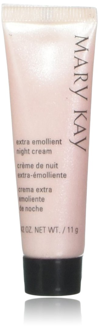 Mary Kay ~ (2) Extra Emollient Night Cream Travel Size .42 Oz.