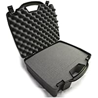 DRUMSAFE Drum Kit Microphone Carry Hard Travel Carry Case...