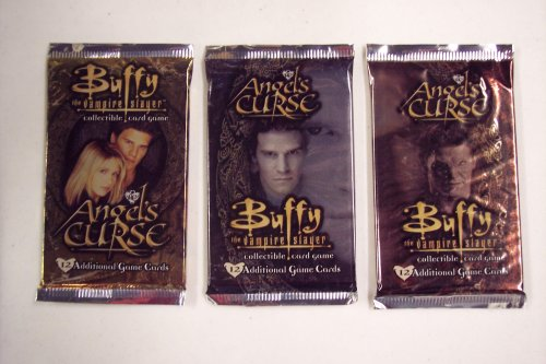 Buffy The Vampire Slayer CCG Angel's Curse Booster - Booster Angels Pack