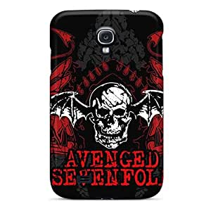 Samsung Galaxy S4 MmW2329ZLsn Unique Design High-definition Avenged Sevenfold Pattern Best Hard Phone Cases -IanJoeyPatricia