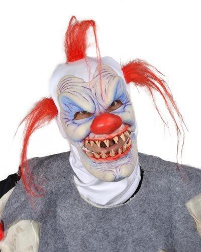 Zagone Syco the Clown Mask, Evil Clown Red