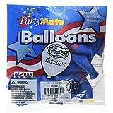 "Pioneer Balloon Company 10 Count University of Florida Latex Balloon, 11"", Multicolor"