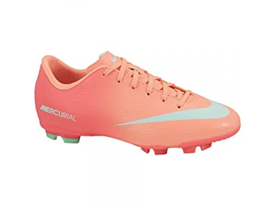 341f7ad92fdf9 Amazon.com | Nike JR Youth Soccer Cleats Mercurial Victory IV FG ...