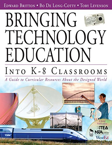 Bringing Technology Education Into K-8 Classrooms: A Guide to Curricular Resources About the Designed World