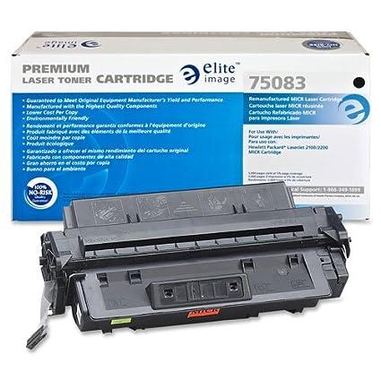 Amazon.com: Elite Image ELI75083 75083 Toner Cartridge ...
