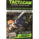 Tactacam Ultimate 4.0 Gun Combo Pack w/Gun Mount Underscope Mount & Extra Battery