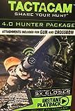 Tactacam Ultimate 4.0 Gun Combo Pack w/Gun Mount Underscope Mount & Extra Battery