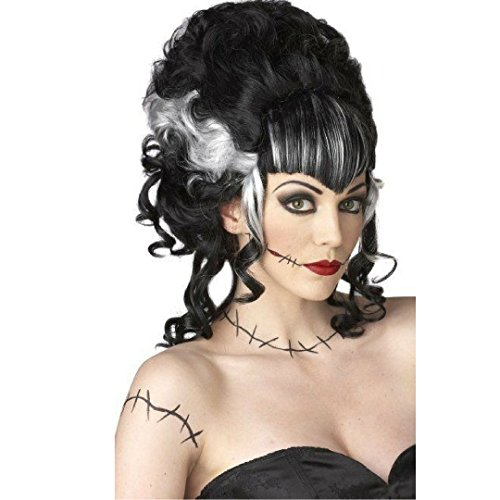 Monster's Mistress Wig Costume Accessory]()