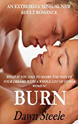 Burn: An Extremely Sensual New Adult Romance (English Edition)