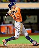 Carlos Correa Houston Astros 2015 MLB Action Photo