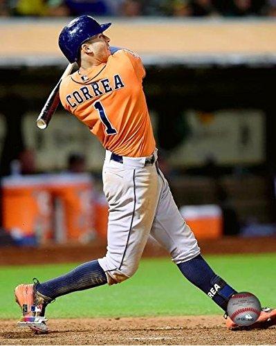 - Carlos Correa Houston Astros 2015 MLB Action Photo (11