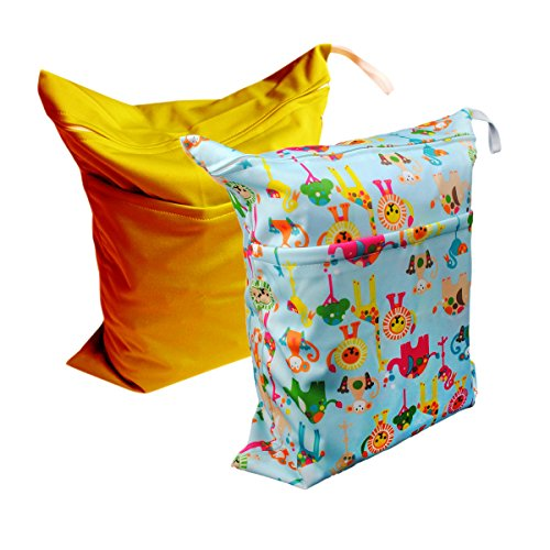 Alva Baby bolsa para llenar pañales humedos y secos con 2 capas L0730-ES