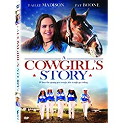 A COWGIRL'S STORY arrives on DVD and Digital April 18 from Sony Pictures