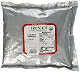 Frontier Natural Products 2855 Potato Starch Powder, Organic, 16oz