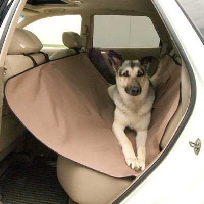 Dog Car Seat Cover Color: Tan