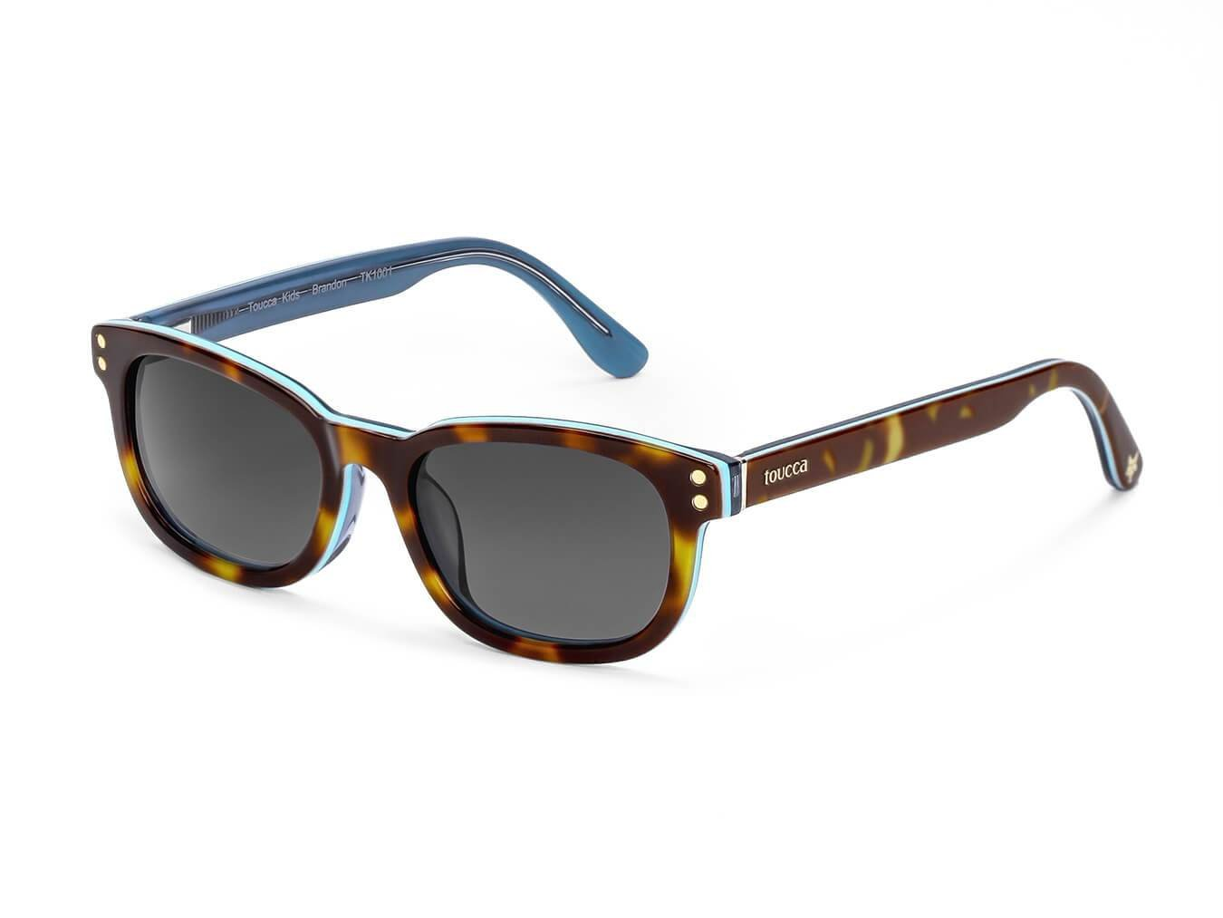 toucca kids: Polarized Toddler Sunglasses for Trendy Stylish Children, Ages 2-6