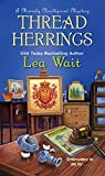 Thread Herrings (A Mainely Needlepoint Mystery)