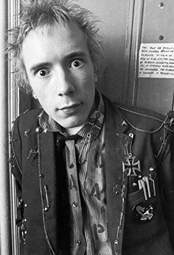 johnny rotten and the sex pistols