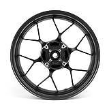 Artudatech Rear Wheel Rim For Honda CBR1000RR CBR 1000RR 2008-2014 Grey丨2008 2009 2010 2011 2012 2013 2014