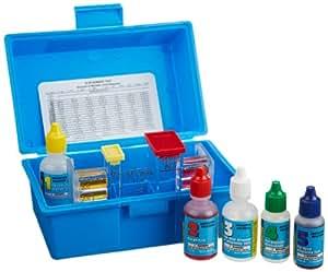 Amazon Com Poolmaster 22281 5 In 1 Oto Deluxe Test Kit