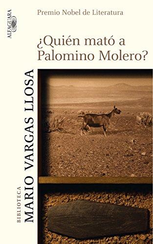 ¿Quién mató a Palomino Molero? (Spanish Edition) by [Llosa, Mario