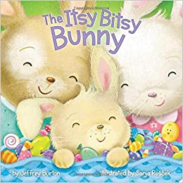 Image result for itsy bitsy bunny