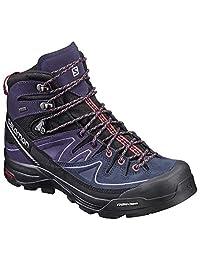 Salomon Women's X Alp Mid Leather GTX Hiking Boot