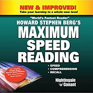 Maximum Speed Reading Speech