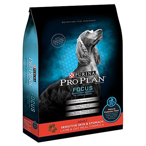Purina Pro Plan Focus Adult Sensitive Skin and Stomach Lamb