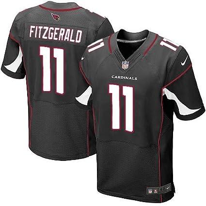 Amazon.com  Larry Fitzgerald Jersey  Arizona Cardinals  11 Elite Black  Alternate NFL Jersey  Everything Else 6684b60cb
