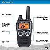 Midland - X-TALKER T71VP3, 36 Channel FRS Two-Way
