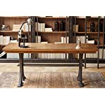 Martin Furniture Toulouse Writing Desk, Brown